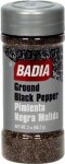 BADIA BLACK PEPPER GRD 2
