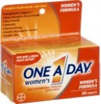 1ADAY WOMAN 60 TABLETS