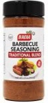 BADIA BBQ SEASONING 1/16o