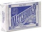 GENC BOOK MATCHES 50CT